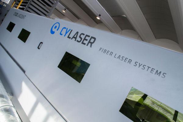 Nuovo LASER fibra